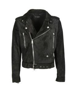 Dacute | Zipped Biker Jacket