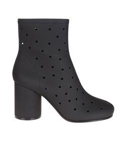 Maison Margiela | Perforated Ankle Boots