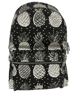 Dolce & Gabbana | Pineapple Print Backpack