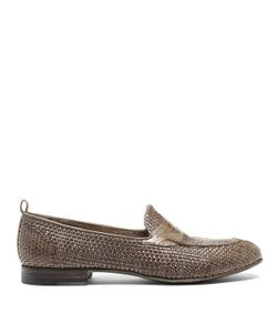 Silvano Sassetti | Woven Loafers