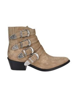 Toga | Pulla Buckled Ankle Boots