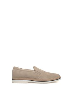 Hogan | Rope H316 Club Suede Slipper