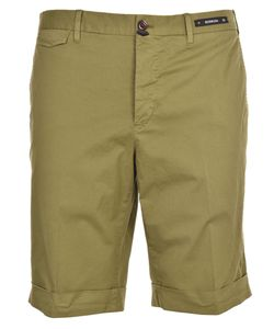 Pt01 | Back Pockets Shorts