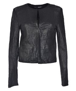 Dacute | Chanel Leather Jacket