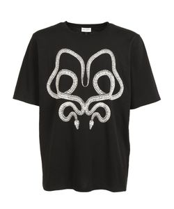 Saint Laurent | Snake Print T-Shirt