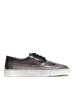 Santoni | Brogued Sneakers