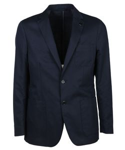 Michael Kors   Linen Cotton-Blend Blazer