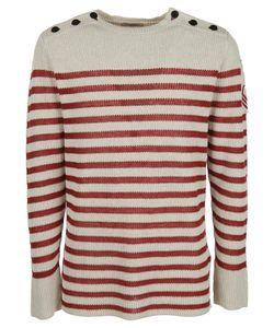 Valentino | Striped Sweater