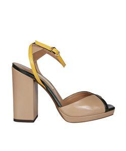 L'Autre Chose | Leather Sandals