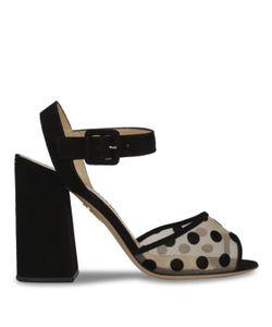 Charlotte Olympia | Polka Dot Sandals