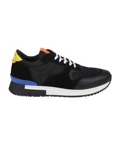 Givenchy | Paneled Lace-Up Sneakers