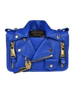 Moschino | Biker Jacket Shoulder Bag