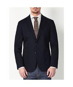 JOHN LEWIS & Co. | Co. Morey Cotton Tailored Blazer Navy