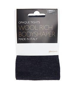 John Lewis | Wool Blend Bodyshaper Opaque Tights