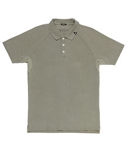 Denham | Joey Raglan Sleeve Polo Shirt