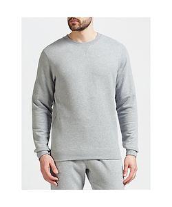 Sunspel | Loopback Cotton Sweatshirt Melange