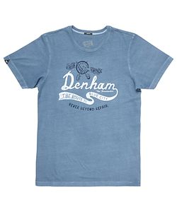 Denham | Route To The City T-Shirt Fade