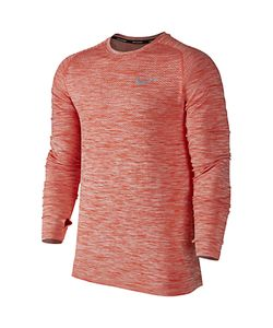 Nike   Dri-Fit Knit Long Sleeve Running Top
