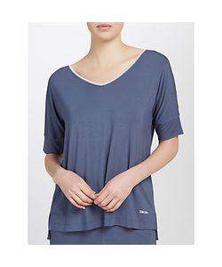 DKNY | Short Sleeve V-Neck Pyjama Top