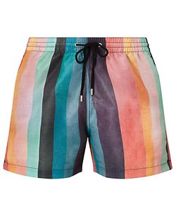 Paul Smith | Artist Stripe Swim Shorts Multi