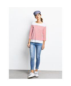 hush | Zoe Striped T-Shirt
