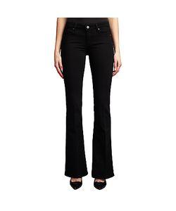 Paige | Skyline Bootcut Jeans Shadow