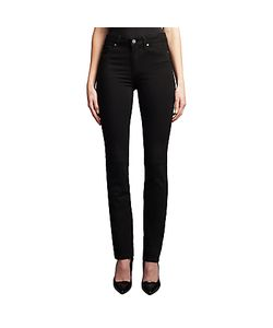 Paige | Hoxton Straight Leg Trousers Shadow