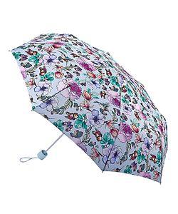 Fulton | Minilite Garden Flower Print Umbrella Multi