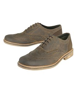 Barbour | Redcar Leather Brogues