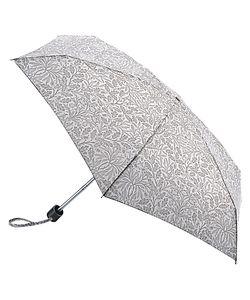 Morris & Co | Merton Tiny Leaf Print Umbrella