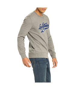 Levi's   Graphic Crew Neck Sweatshirt Midtone Heather