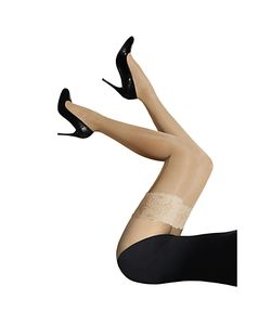 Wolford   Satin Touch 20 Denier Stay Ups
