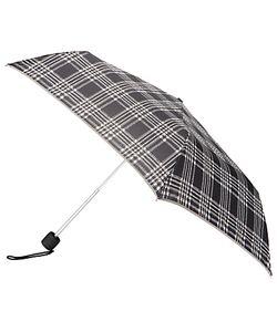 John Lewis | Fulton Victoria Check Umbrella