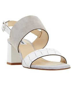 Dune | Jester Block Heeled Sandals