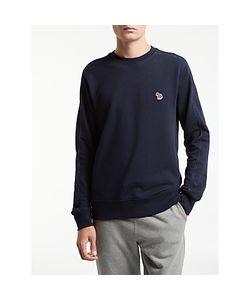 Paul Smith | Ps By Contrast Stitch Logo Sweatshirt
