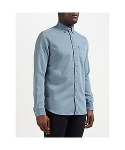 Denham | Standard Dry Soft Denim Shirt Light