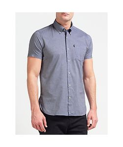 Barbour | Casey Short Sleeve Oxford Shirt Navy
