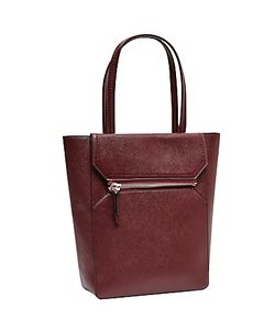 French Connection | Super Zip Sage Tote Bag Zinfandel
