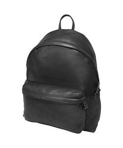 Eastpak | Padded Pakr Leather Backpack