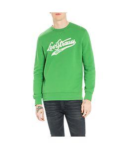 Levi's   Graphic Crew Sweatshirt Medium