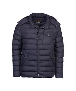 Barbour | Cowl Quilt Jacket Navy