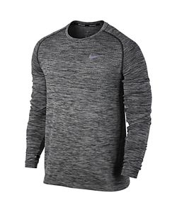 Nike | Dri-Fit Knit Long Sleeve Running Top
