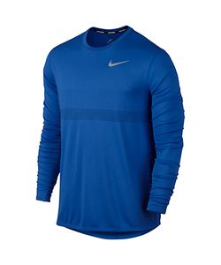 Nike   Zonal Cooling Relay Long Sleeve Running Top