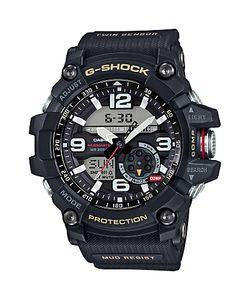 Casio   Gg-1000-1aer G-Shock Chronograph Day Resin Strap Watch