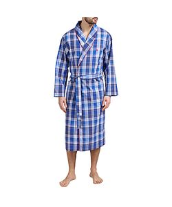 Ralph Lauren | Polo Plaid Shawl Collar Robe