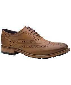 Ted Baker | Guri 8 Lace-Up Oxford Brogues Tan