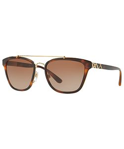 Burberry | Be4240 D-Frame Sunglasses Tortoise/ Gradient