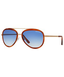 Tom Ford | Ft0469 Sam Aviator Sunglasses Tortoise