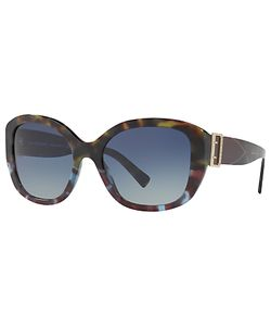Burberry | Be4248 Square Sunglasses Tortoise Gradient