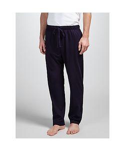 John Lewis | Jersey Cotton Pyjama Bottoms Navy